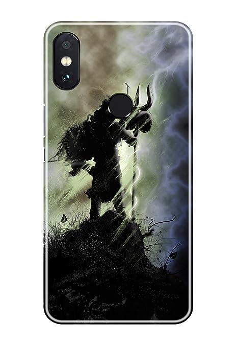 e2bbf403802 Hupshy® Mi Redmi Y2 Cover Mi Redmi Y2 Back Cover  Amazon.in  Electronics