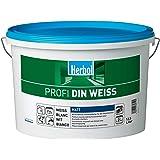 Herbol Profi DIN weiß Wandfarbe Innenfarbe matt 12.5 L
