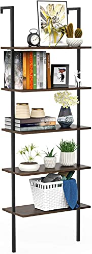Ladder Shelf Bookshelf
