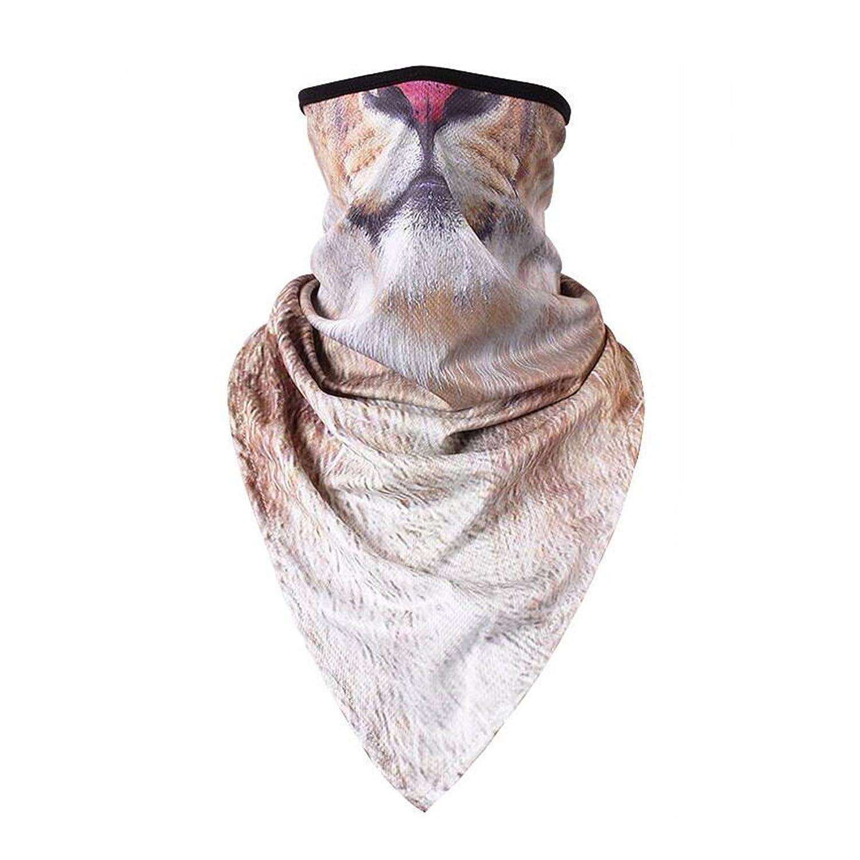 Maschera multifunzione antivento Bandane multifunzione per cuffia per testa e collo whatUneed Sciarpa Bandana a triangolo
