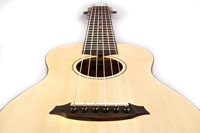 Cordoba Mini M – Guitarra de viaje: Amazon.es: Instrumentos musicales