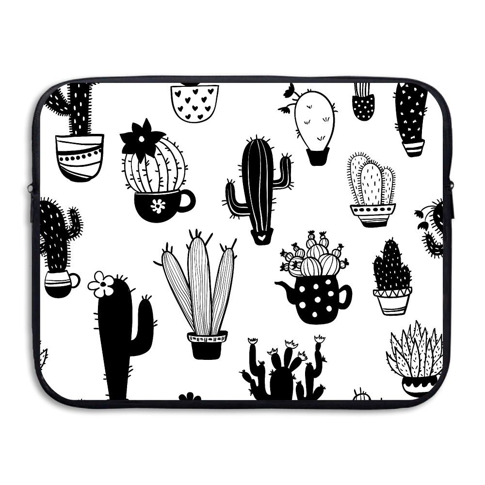 a47679470427 Amazon.com: Business Briefcase Sleeve Cacti Cactus Pattern Laptop ...