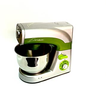 Robot de cocina multifunción 3in1 batidora planetaria Picadora batidora de vaso (1200 W, 5