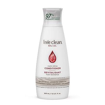 Amazon.com: Live limpiar Exotic Shine Bali Aceite con aceite ...