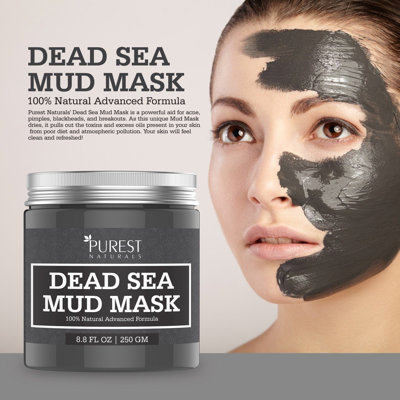 mud mask for acne