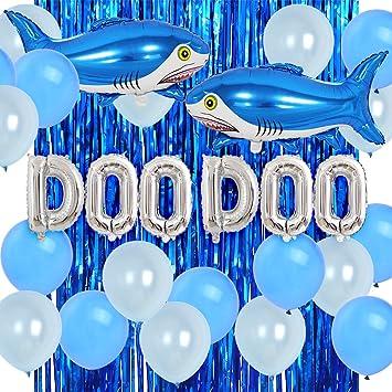 Baby Shark Doo Doo Decoraciones para Fiestas Baby Shark ...