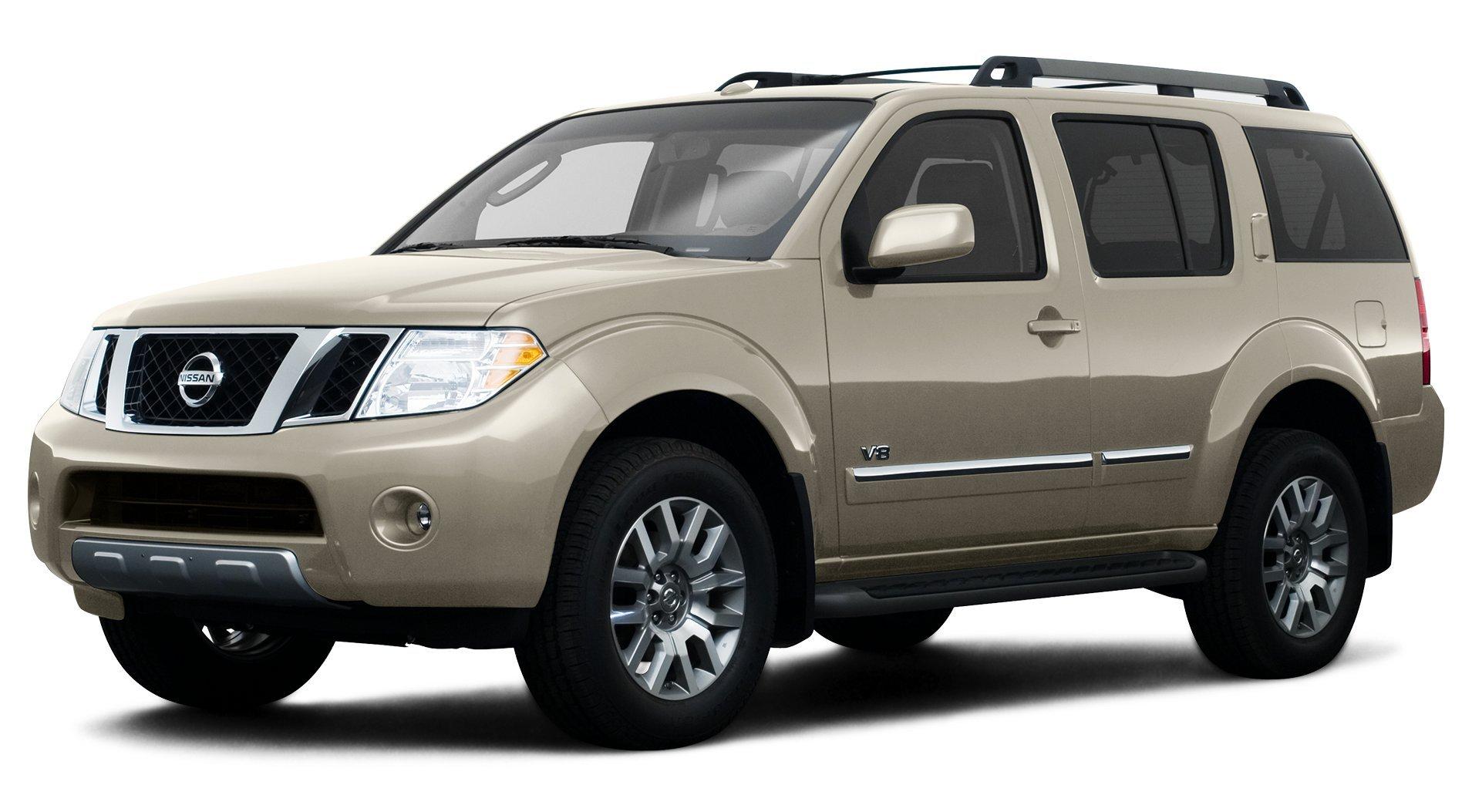 Superb 2008 Nissan Pathfinder LE, 2 Wheel Drive 4 Door V6 ...