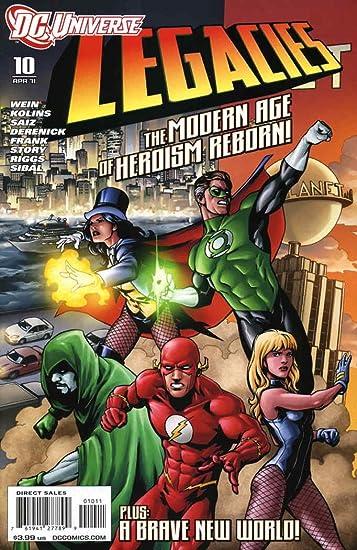 The Flash #10 DC VF//NM Comics Book
