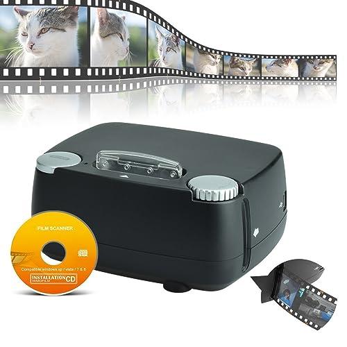 DIGITNOW! Slide/Film Scanner Convert 35mm 135 Films To Digital JPG Files Negative/Positive Scanner