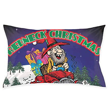 Amazon Com Redneck Christmas Santa Bedroom Apartment House