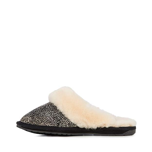 Pantofole Spot Scarpe Poisblack A it Emu Amazon W11363 Donna Jolie ZawqEpxpF