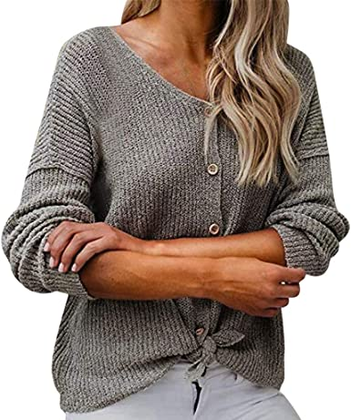 YUNY Men Knitwear Pullover Plus Size Loose Pullovers Sweater Grey XL