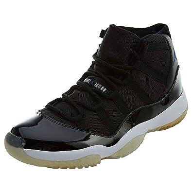 online store ea405 99008 AIR Jordan 11 Retro  Space JAM 2009 Release  - 378037-041 - Size 8.5 -   Amazon.co.uk  Shoes   Bags