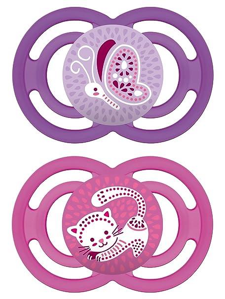 Mam Perfect silicona 6 - 16 meses doble paquete - Diseño ...