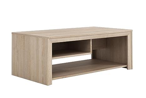 Fmd moebel gmbh twinings a1 tavolino 110x55x40 h cm rovere chiaro