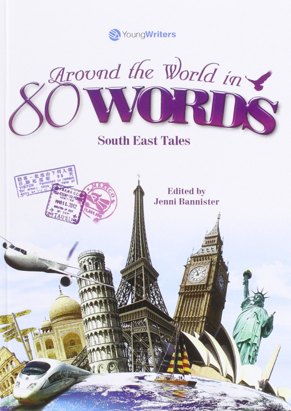 Download Around the World in 80 Words (11-18) South East Tales pdf epub