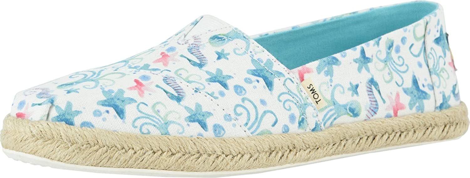 TOMS New mail order Cheap mail order specialty store womens Alpargata