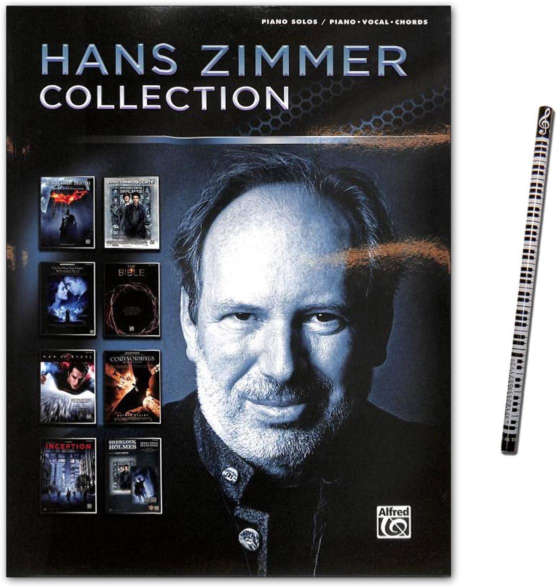 Hans Zimmer Collection Piano Solos 9781470615277 - Libro de ...