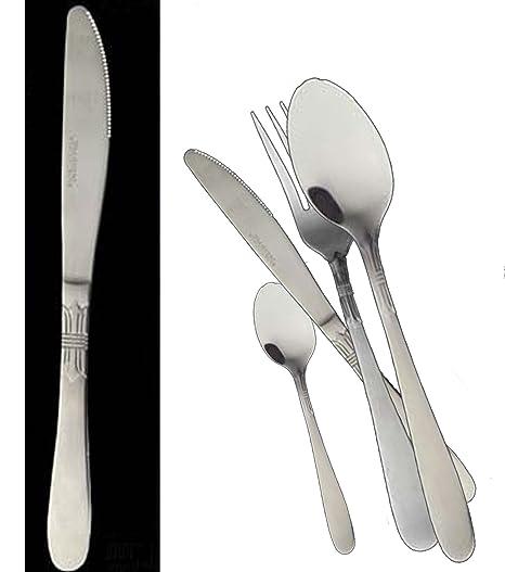 Ideas de cocina: Set 6 cuchillos de mesa - cocina - bar ...