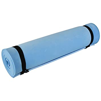 Soft Yoga Mat Camp Roll Mat Festival Sleeping Tent Lightweight Eva Foam Mattress