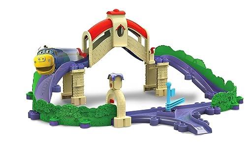 Chuggington Stack Track Tunnel and Bridge Playset