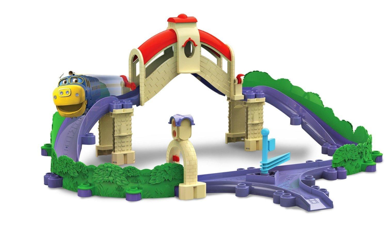 Chuggington StackTrack Tunnel Bridge Playset