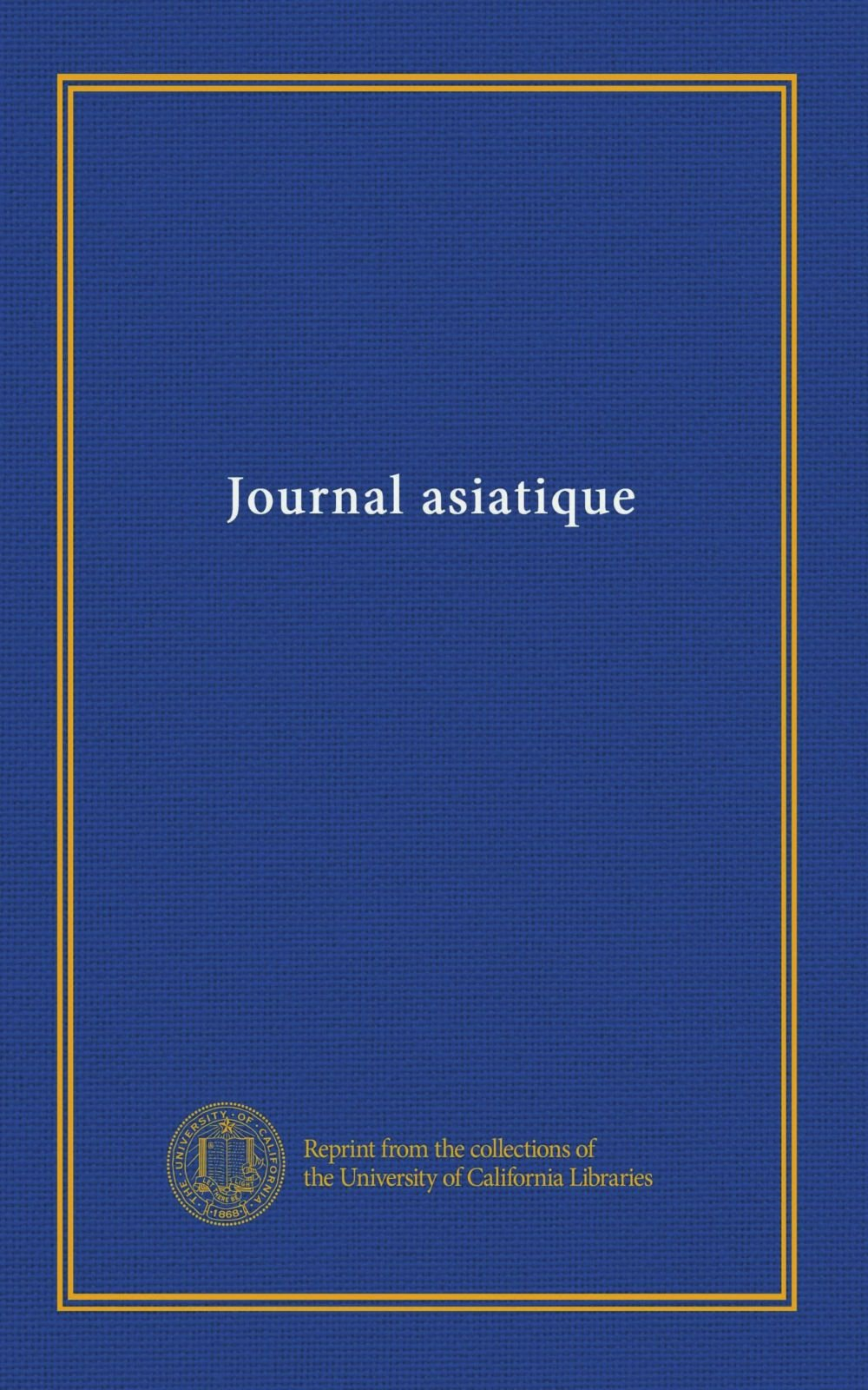 Download Journal asiatique (ser.9:15 (1900)) (French Edition) ebook
