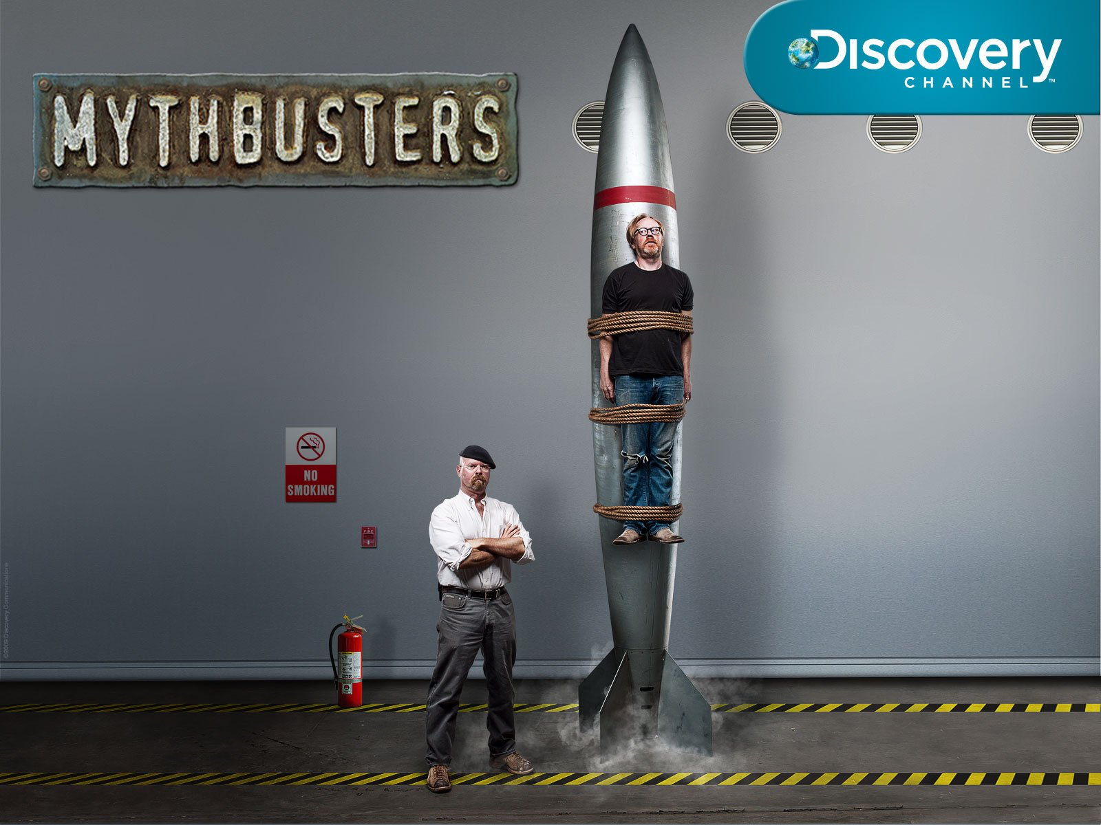 mythbusters staffel 8