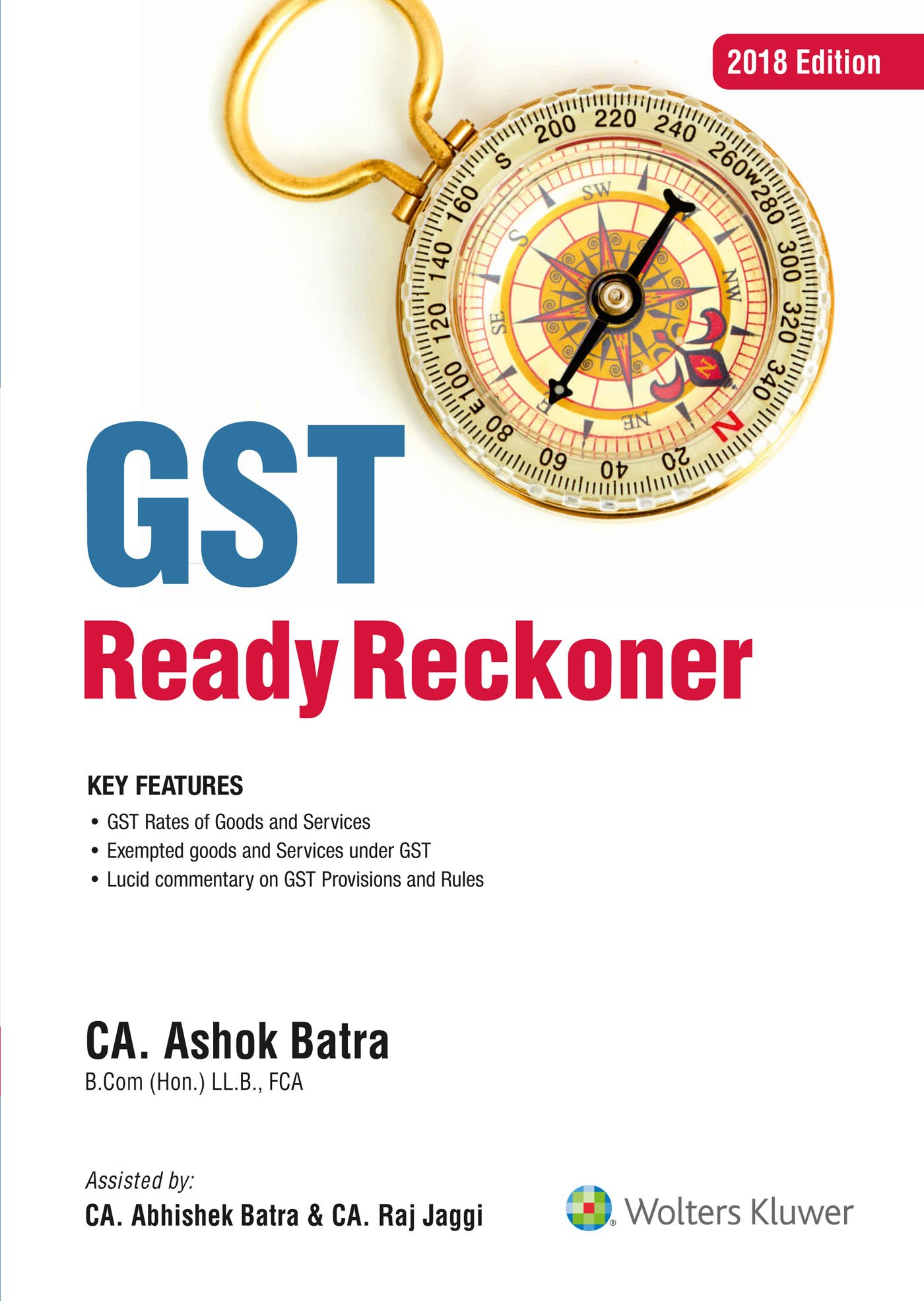 GST Ready Reckoner Paperback 14 Jun 2018