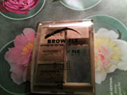 milani brow fix kit tutorial