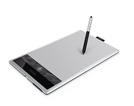 Drawing Smooth Lines With A Tablet : Amazon wacom bamboo create pen and touch tablet cth