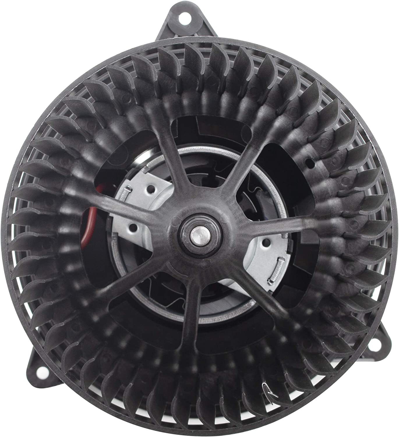 BOXI Blower Motor Fan Assembly for 2010-2013 Ford Transit Connect, 2000-2007 Ford Focus, 2002-2008 Jaguar X-Type, YS4Z19805AB, 2T1Z18568A