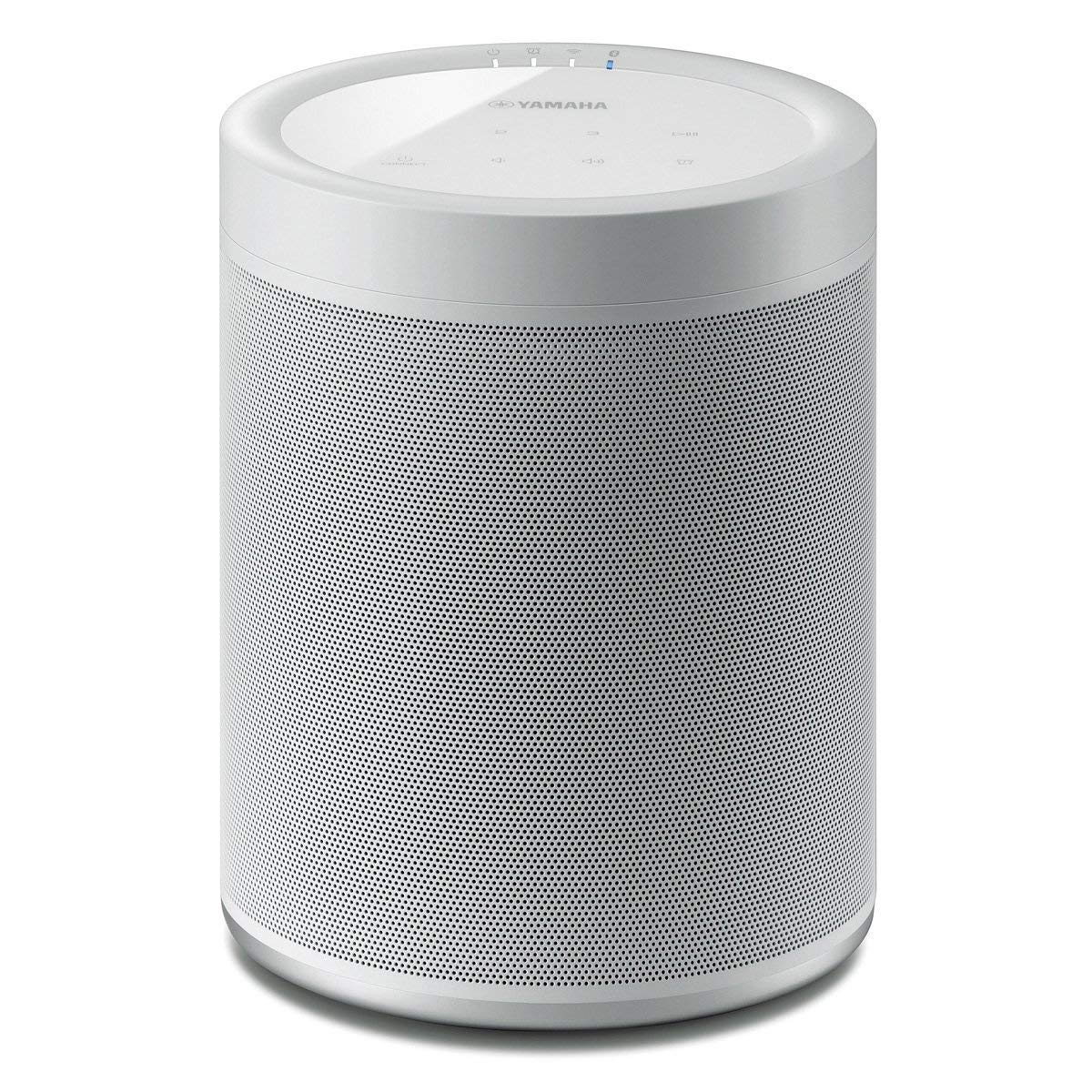 Yamaha WX-021 MusicCast 20 Wireless Speaker, Alexa Voice Control, White (Renewed) by Yamaha Audio