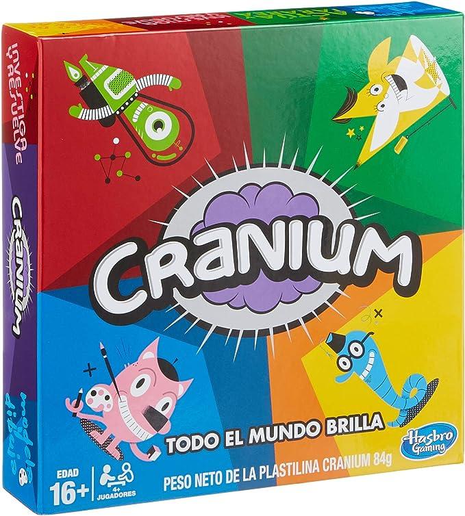 Hasbro Gaming - Cranium (Hasbro C1939105): Amazon.es: Juguetes y ...