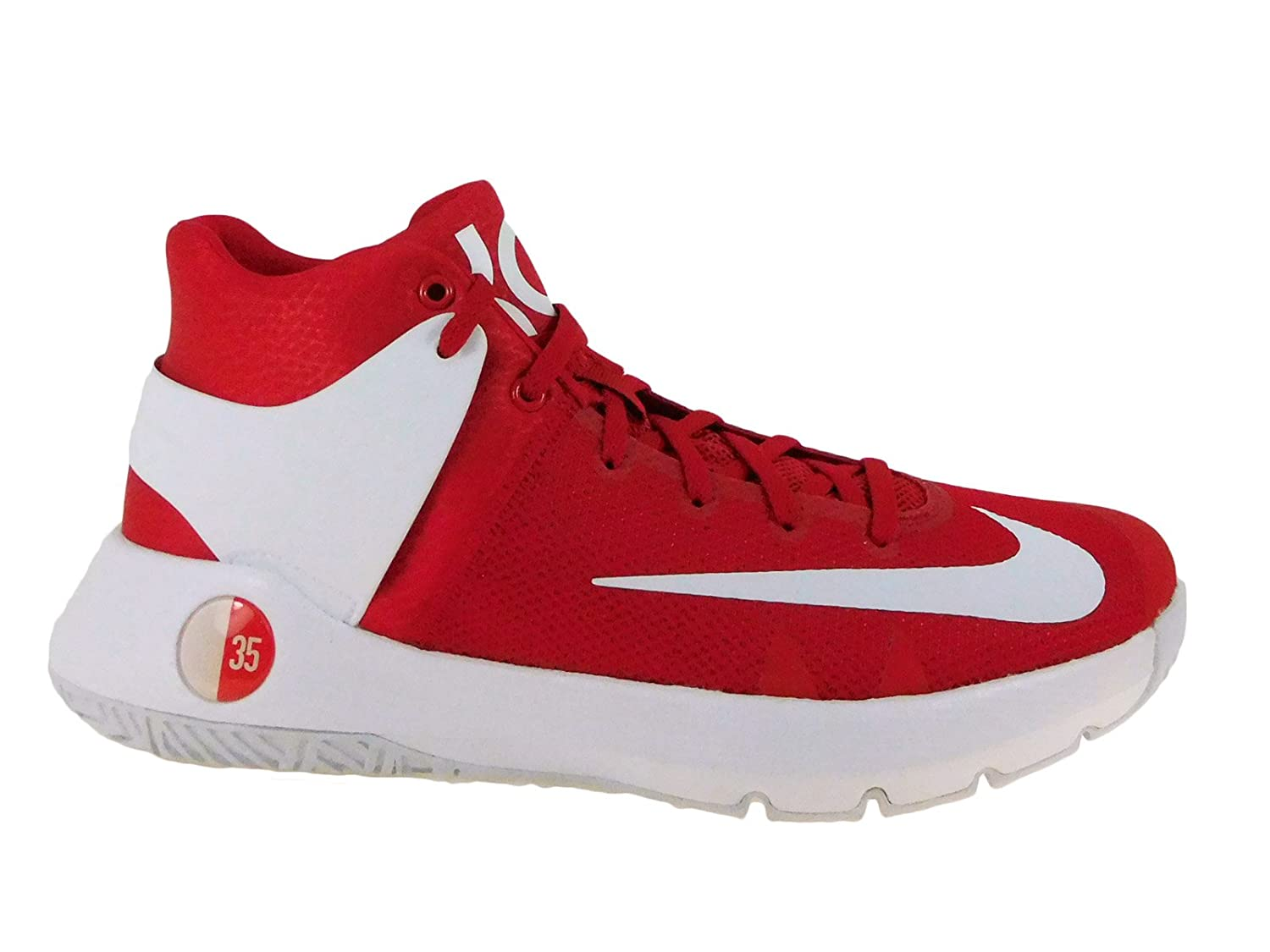 best sneakers b51ff 146d5 Nike Men s KD Trey 5 IV University Red White Synthetic Running Shoes 13 M  US  Buy Online at Low Prices in India - Amazon.in