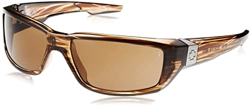 Amazon.com: Spy OpticDirty Mo - Gafas de sol, Marrón, talla ...