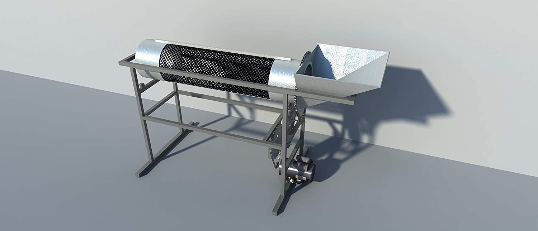 Mini Trommel Plans DIY Gold Prospecting Mining Equipment Build Your Own