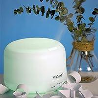 Humidificador,Aceite esencial difusor aromaterapia,Purificador de aire,Luz nocturna, Lámpara