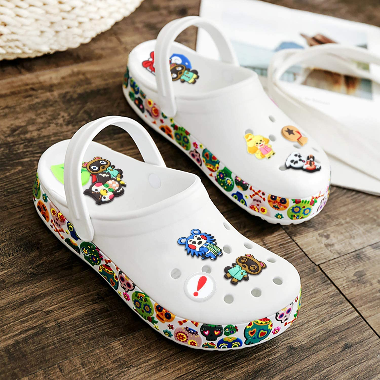 Schuhstecker//Shoe Charms//Schuh Pins für Clogs//Crocs* Sets für MINIONS* Fans