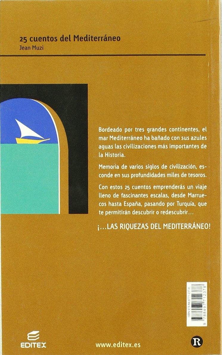 25 cuentos del Mediterráneo (Recuentos): Amazon.es: Muzzi, Jean ...