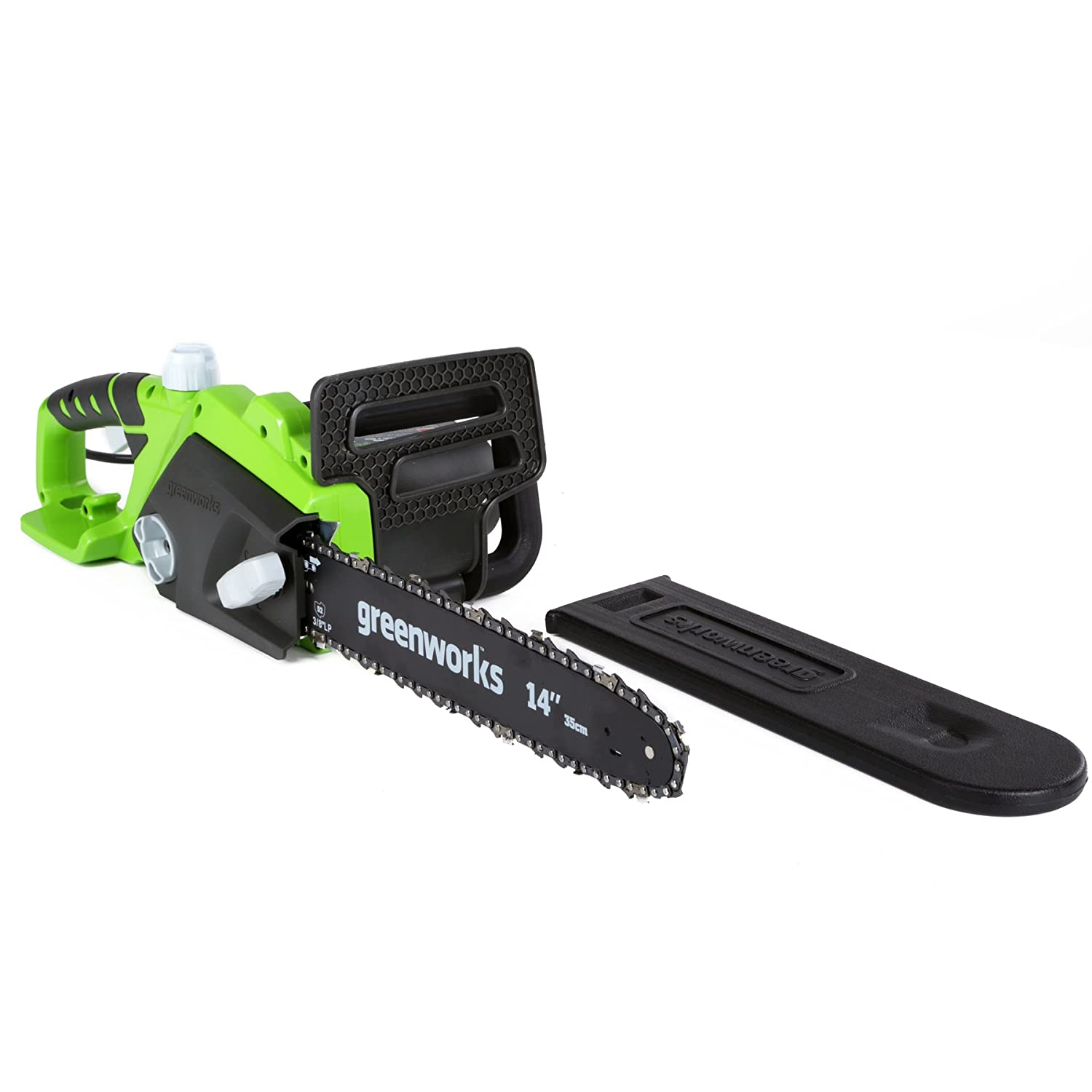 GreenWorks 20222 10.5 Amp 14-Inch Corded Chainsaw