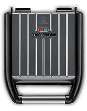 George Foreman 25050 Steel Health Grill