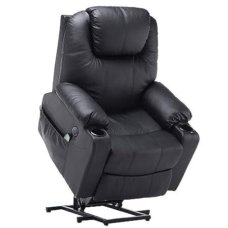 Poltrone Relax Massaggio Prezzi.Mcombo Electric Power Pulsante Di Sollevamento Poltrona Regolabile