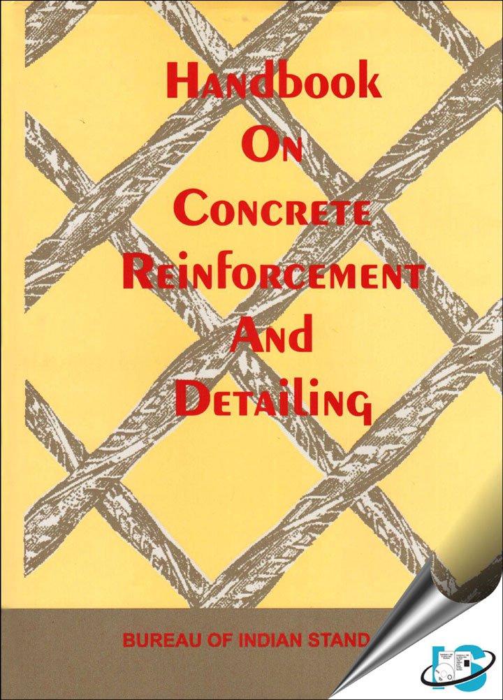 Amazon in: Buy Is Sp 34 : Handbook On Concrete Reinforcement