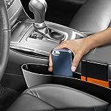 Oramics 2er Pack Sitzablagefach für Auto, Organizer für unterwegs, 2 x Utensilientaschen für Auto