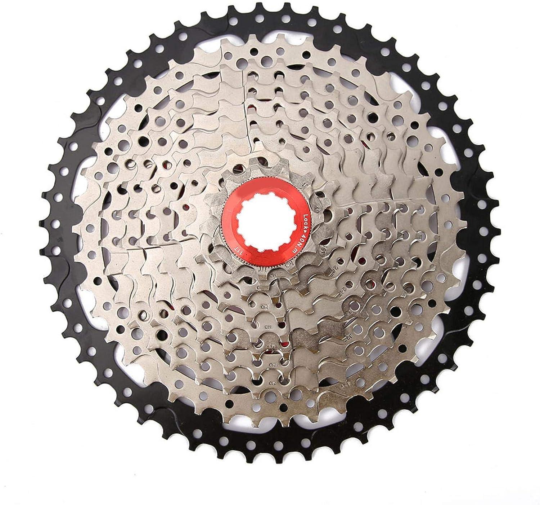 DAUERHAFT Ruota Libera a Cassetta Resistente allUsura per Mountain Bike a 10 velocit/à