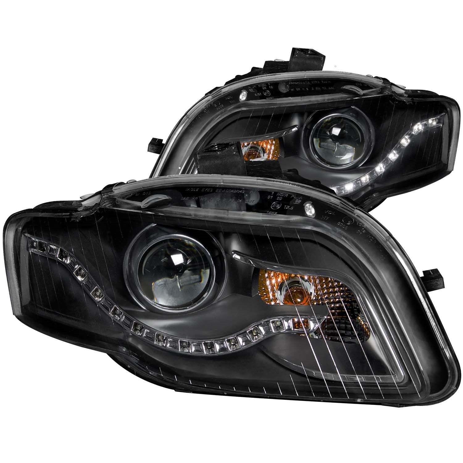 71ug%2BL0O3HL._SL1500_ amazon com 2006 2008 audi a4 projector xenon type headlights 8  at readyjetset.co