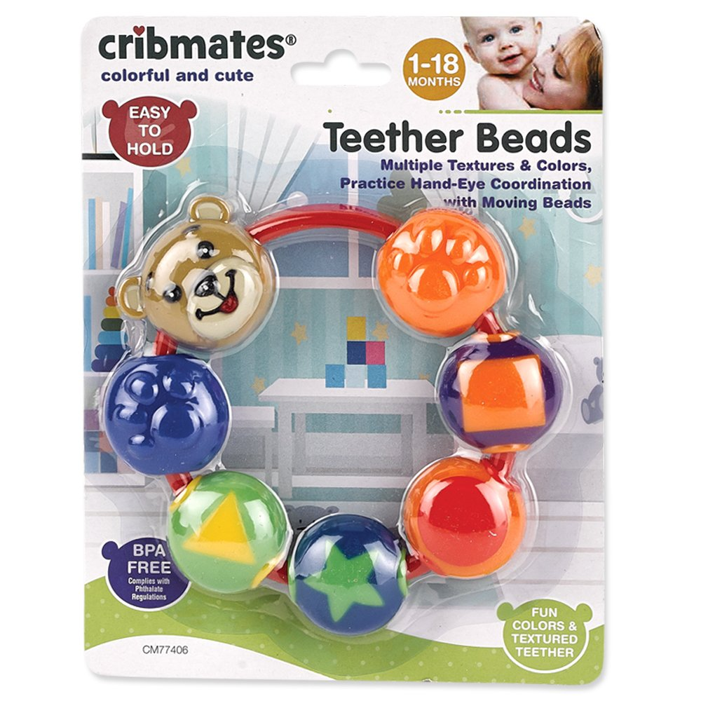 Cribmates Teether Beads