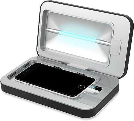 Amazon.com: PhoneSoap 2.0 UV desinfectante y cargador ...