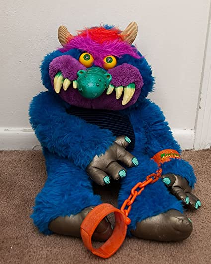 Amazoncom My Pet Monster Toys Games